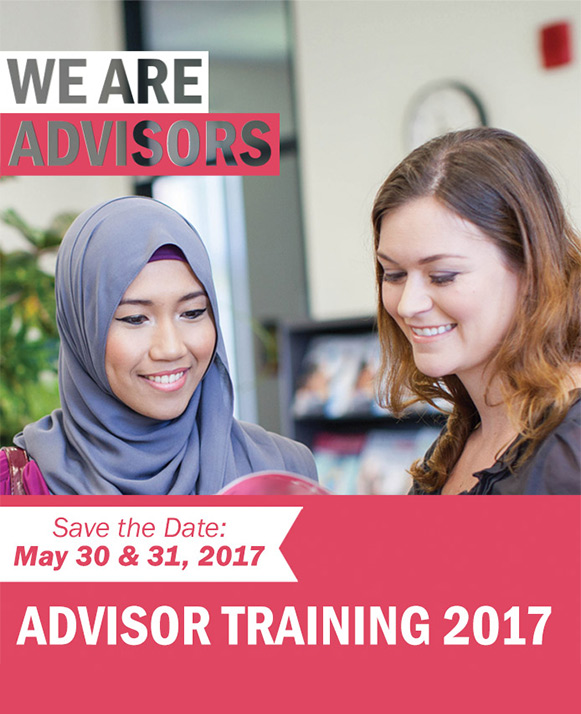 advisor training 2017