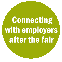 Connecting with Employers after the FAIR